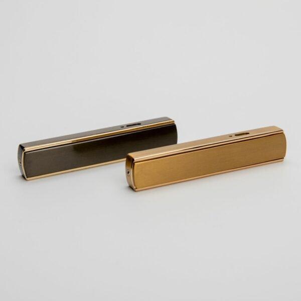 Dámský elektrický zapalovač USB s vlastním textem nebo logem
