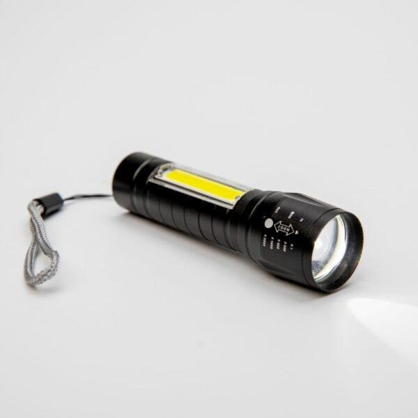 LED svítilna multifunkční USB