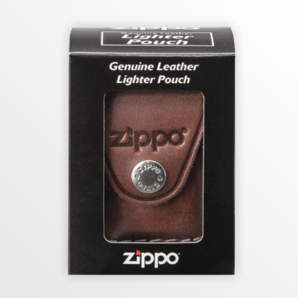 Zippo kožené pouzdro v krabičce