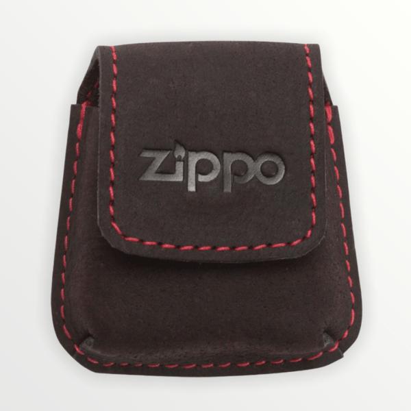 Luxusní kožené Zippo pouzdro