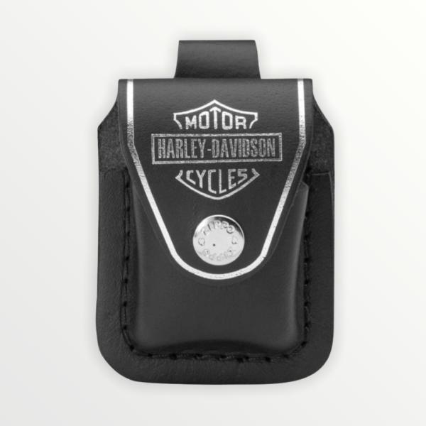 kožené pouzdro Harley-Davidson®