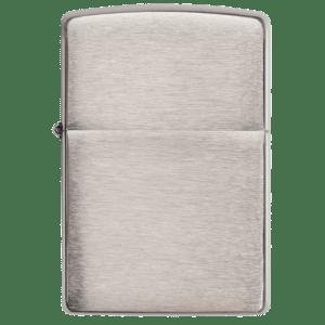 Zippozapalovač Brushed Chrome 21006