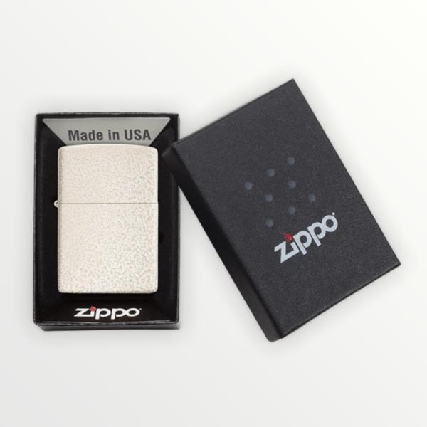 Originální Zippo benzínový zapalovač MERCURY GLASS 26905