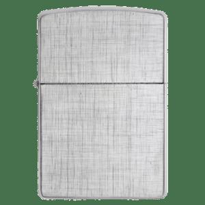 Originální Zippo benzínový zapalovač LINEN WEAVE 27063