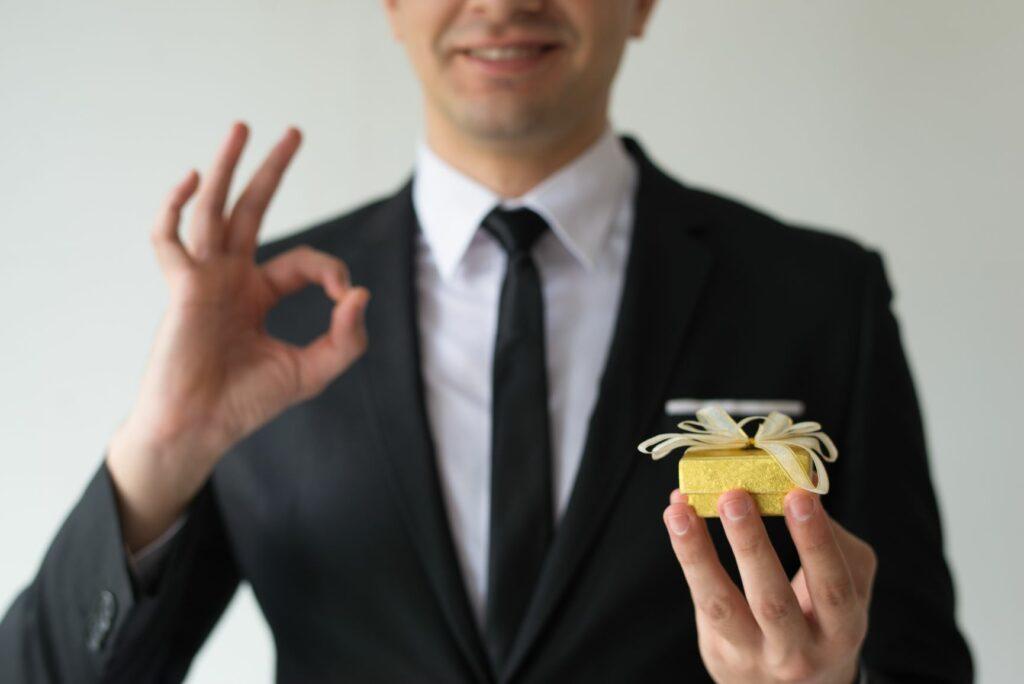 Manažerské dárky, originální dárky pro manažery