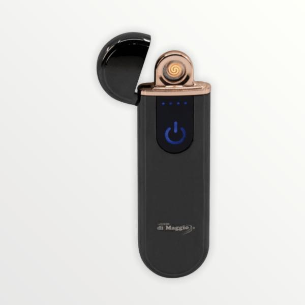 USB zapalovač Lucca Di Maggio se žhavící spirálou s vlastním textem nebo logem - 36009