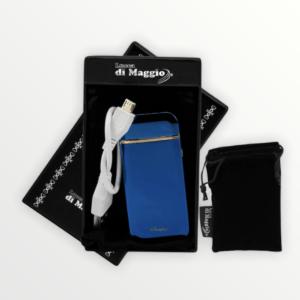 USB plazmový zapalovač Lucca Di Maggio s vlastním textem nebo logem - 36502