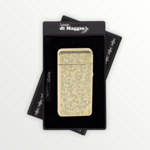 USB plazmový zapalovač Lucca Di Maggio 2x s vlastním textem nebo logem - 36503