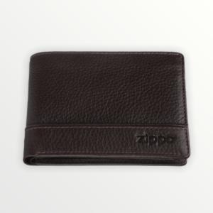 Luxusní kožená peněženka Zippo 44140