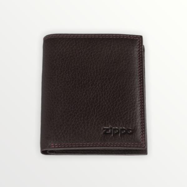 Luxusní kožená peněženka Zippo 44139