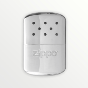 Zippo ohřívač rukou chrome 41063 s vlastním textem nebo logem