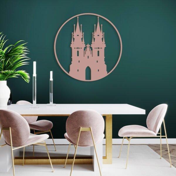 VIP 3D dřevěné obrazy do domácnosti na zakázku s motivem na přání - Praha, různé barvy