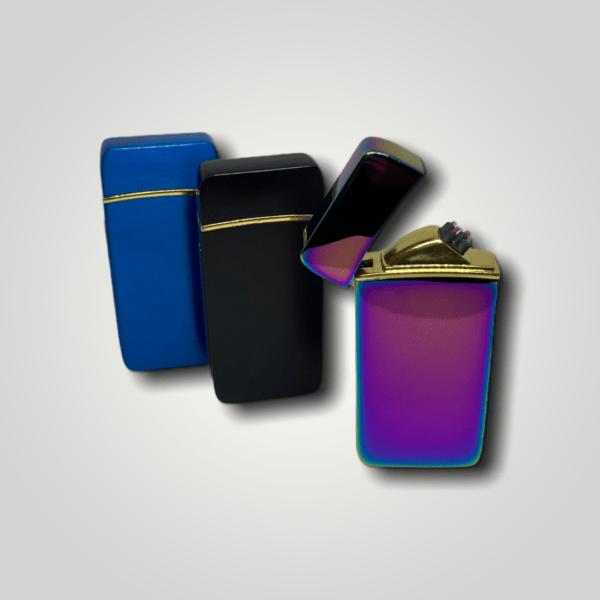 Plazmový zapalovač USB s vlastním textem nebo logem - různé barvy 63543