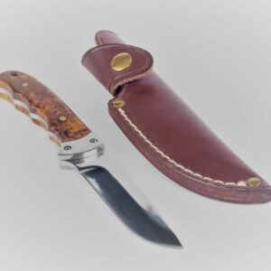 Nože s gravírováním